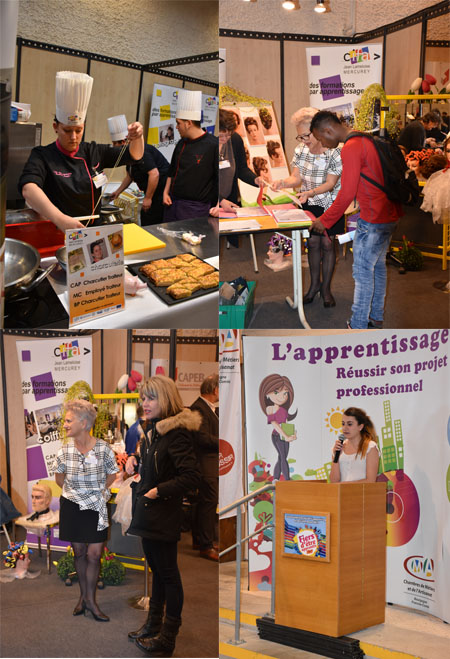 salon apprenitis macon 2017